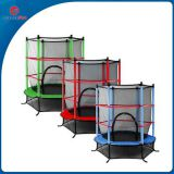 CreateFun 55 Inch Rebounder trampoline With Safety Net For Kids
