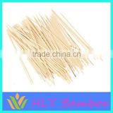 Low MOQ cheap price round bamboo sticks with craft in vietnam