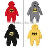 Wholesale New born Romper Cartoon Clothes Hot Selling Baby Kids sets Jumpsuits cartoon pattern Costume guangzhou factory sales
