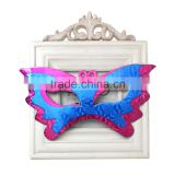 Christmas Snowflake Pattern Props Decorations Paper Masquerade Eye Mask For Birthday Party