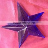 Good design crystal star for business gift ,