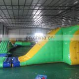 sea inflatable floating parks commercial/cheap inflatable aquatic parks