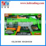 B/O guns plastic toy machine gun for kids