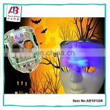 LED Party Supplies Helloween Rave Skull Mask Toy Flashing Mask