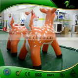 New products Home Decor Inflatable Christmas Deer/Santa Cluse/Tree Replica Christmas Ornaments Inflatables Party Balloons
