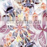 cotton printed muslin fabric for textile