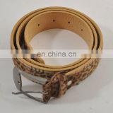fashion leopard belt,2011 fashion belt,