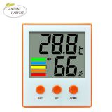 Lcd digital display temperature humidity laboratory thermometer for sale