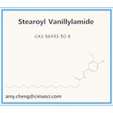 Fat Burning Stearoyl Vanillylamide (C18-VA) CAS NO.58493-50-8