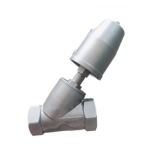 pneumatic actuator  thread Stainless Steel  angle seat valve