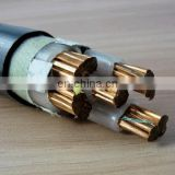 PVC insulated 5x16mm2 power cable with CE mark
