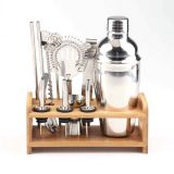 Cheap Boston Stainless Steel Cocktail Shaker Set