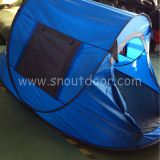 Polyester Fabric Waterproof Pop Up Tent Quick Pop Up Tent
