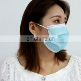 Foldable 3 ply disposable earloop face dust masks in stock