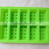 Lego, Lego Building Bricks and Figures Silly Candy Molds Ice Cream Tools & Silicone Ice Cube Trays