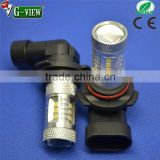 Motorcycle LED Headlight lights 9005/6 2323 15smd 10-30v led auto fog light bulb car LED light