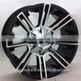 car rims 20 inch alloy wheel concave off road big cap for 4x4 off road suv light truck