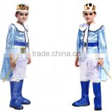 Boys Prince Costume Cool King Emperor Cosplay Kids wholesale costume Children's Day Gifts