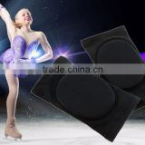 Adjustable black knee bandage brace sleeve foam neoprene knee support                                                                         Quality Choice