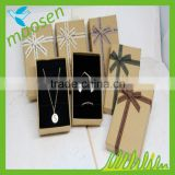 Luxury paper cardboard jewellery boxes custom bracelet gift box wholesale                                                                                                         Supplier's Choice