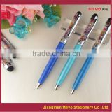 roller ball pen,cheap crystal pne,stylus pen with crystal