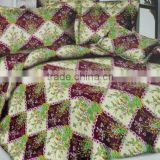 eco friendly cheap price king size polyester bed sheet