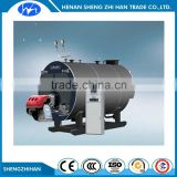 WNS Series horizontal 2.1 MW hydrogen steam boilers