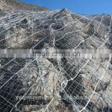 SNS Active Slope Protection Rock Fall Netting