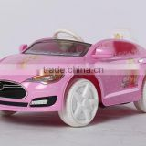 Colorful battery kids cars with MP3 port,kids plastic car ride on car,kids rechargeable battery cars