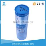 new customized pvc tube for t shirt packaging                                                                         Quality Choice
