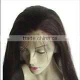 short human hair full lace wig for white women