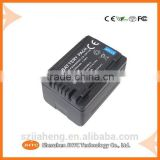 Rechargeable battery for Panasonic VW-VBT190 fully decoded 1950mAh
