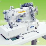 Computderized Flat Bed High-speed Interlock Sewing Machine