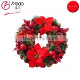700010 christmas ball ornament wreath plastic christmas wreaths