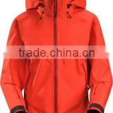 waterproof breathable hiking jacket outdoor promotional women