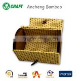 arts and crafts eco-friendly antibacterial bamboo recipe box                                                                         Quality Choice