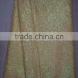 organza lace fabric for adress CL4066-2 beige