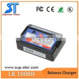 RC Lipo polymer Battery Charger for airplane battery