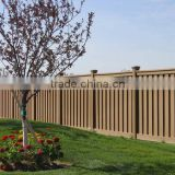 wpc wooden fence panels