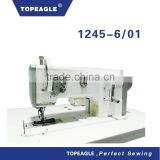 TOPAFF 1245-6/01 CLPMN unison feed single needle industrial leather sewing machine