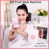 2015 Most Popular Home Use DIY Fruit Mask Machine for Face/Eye/Hand/Leg/Breast