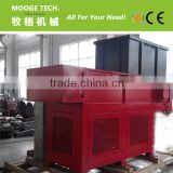 VS-Series single shaft shredder machine for plastic film/wood/rubber/HDPE/PVC thick wall pipe