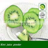 Freeze dried kiwi juice powder