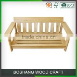 Professional Supply Living Room Wood Sofa Furniture