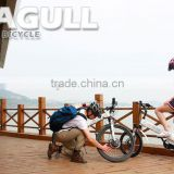 Adult used electric bicycles for sale with aluminum/alloy frame made in China