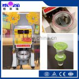 450W Automatic Cup Filling Sealing Machine Jelly Filling Machine Juice Cup Filling Machine