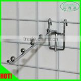 Grid Wall Hanging Display Hook Mesh Wire Hook with Balls