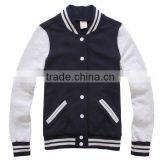 Custom Latest style baseball jackets men hood