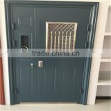 hot steel frame steel main door design