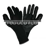 special antivibration working gloves